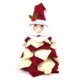 【在庫処分お買い得】クリスマスサンタ人形【クリスマスインテリア/クリスマス雑貨】