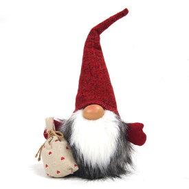 【在庫処分お買い得】クリスマストムテ人形【クリスマスインテリア/クリスマス雑貨】