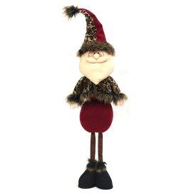 【在庫処分お買い得】クリスマス特大サンタ人形【クリスマスインテリア/クリスマス雑貨】