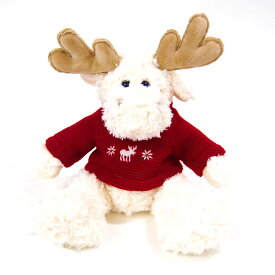 【在庫処分お買い得】クリスマストナカイ人形【クリスマスインテリア/クリスマス雑貨】