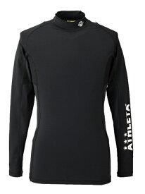 アスレタ パワーインナーシャツ サッカー シャツ 01082J-BLK (ブラック)