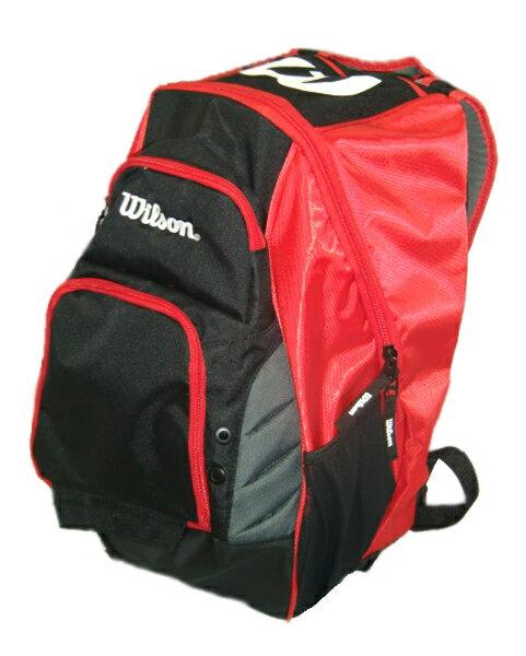ウィルソン バックパック 限定モデル 17SS バッグ WTABKPK-RD (レッド)