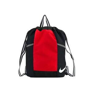 ナイキ Nike ベーシック プールバッグ 14L NEW スイミングバッグ 1984901-05(ブラック/ユニバーシティレッド)