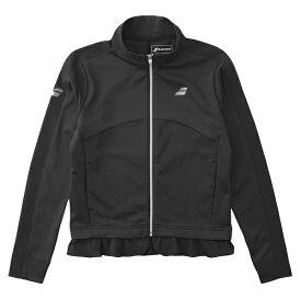 バボラ BABOLAT ハイブリッド ジャケット NEW レディース ウォームアップウエア BTWMJK40-BK (ブラック)