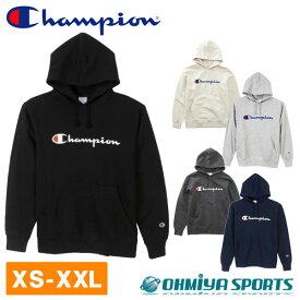 チャンピオン Champion プルオーバースウェットパーカー18FWベーシックチャンピオン メンズスウェット C3-J117