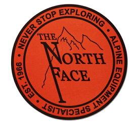 ザ・ノースフェイス THE NORTH FACE TNFプリントステッカー プリントステッカー NN31710-OL (オールドロゴ)