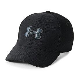 アンダーアーマー UNDER ARMOUR 1305457-bkstlslg ジュニア スポーツキャップ ブリッツィング3.0キャップ 帽子