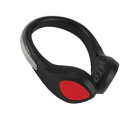 Lumiwear LEDシュークリップ シュークリップ TK-LWSC1-RD(レッド)