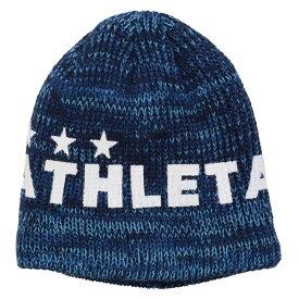 アスレタ ATHLETA 05222j-nvy ジュニア ウォームニットキャップ サッカー フットサル ニット帽 帽子