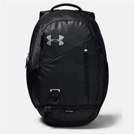 アンダーアーマー UNDER ARMOUR 1342651-blksil メンズ ベビー用品 バッグ Hustle 4.0 Backpack School Laptop Book Bag