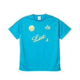 ルースイソンブラ LUZ e SOMBRA STANDARD PRA-SHIRT 半袖シャツ F1811023-TBLYEL(Tブルー×イエロー)