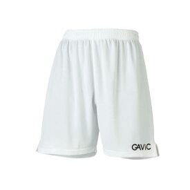 ガビック GAViC ゲームパンツ サッカーパンツ GA6201-WHT(ホワイト)