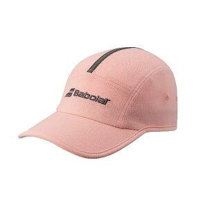 バボラ BABOLAT キャップ テニス・バドミントンキャップ BTAQJC00-PK(ピンク)