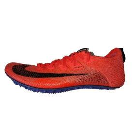 ナイキ Nike ズーム スーパーフライ エリート 2 短距離陸上スパイク CD4382-800(ブライトマンゴー/ブラッケンドブルー/パープルパルス)