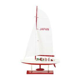 帆船 25NR/25NB ヨット 完成模型/置物/インテリア/小物/雑貨/ルームアクセサリー/プレゼント/ギフト