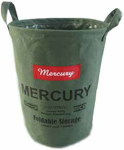 【NEW】Mercuryマーキュリー キャンバスバケツS  C208MERCURY CA/KH/BK/GY【RCP】【HLS_DU】 【あす楽_土曜営業】 【あす楽対応】【釘袋】【腰袋】【ポーチ】【OSW】【マラソン201705】