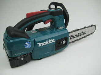 Only as for the Makita charge-style chain saw 18V body, it is MUC204DZ blue /DZR red