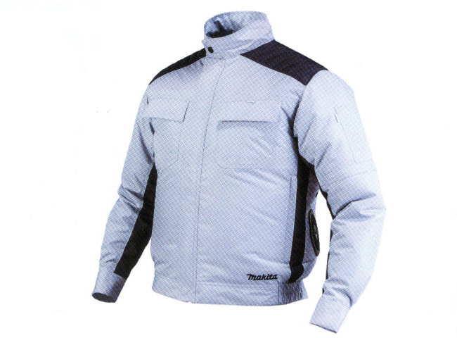 マキタ充電式ファンジャケット立ち襟モデルFJ416DZサイズ:5L/6L/7L