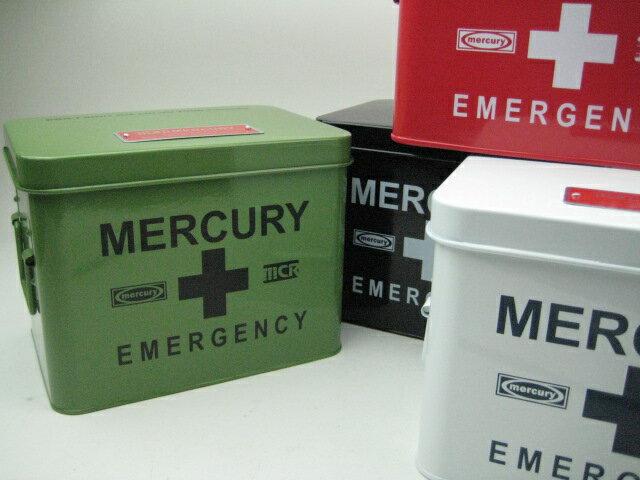 Mercuryマーキュリー エマージェンシーボックス 【RCP】