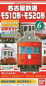 名古屋鉄道モ510形+モ520形 スカーレット 170106