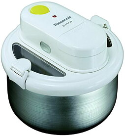 コードレスアイスクリーマー 電池式 BH-941P(ホワイト)