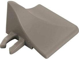 屋外用ジョイントタイル バーセア用 飛散防止部材 AP007DJ(カームグレー)