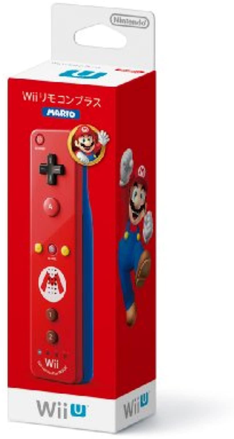 Wiiリモコンプラス マリオ[RVL-A-PNRB](Nintendo Wii)