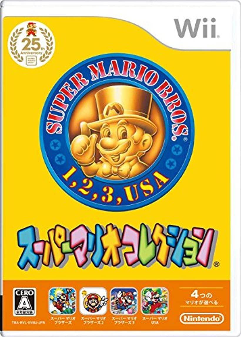スーパーマリオコレクション ソフト単品(Nintendo Wii)