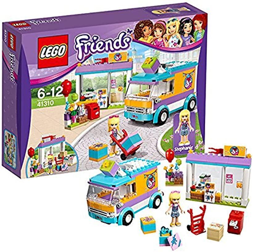 フレンズ ステファニーのギフトワゴン [41310] [レゴ (LEGO)]