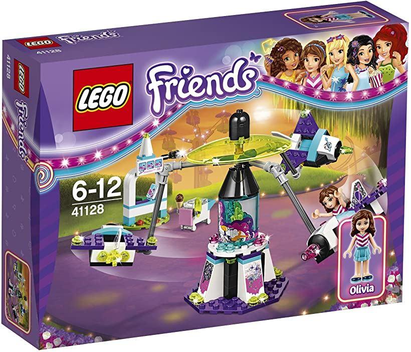 """フレンズ 遊園地"""" スペースライド'[41128][レゴ (LEGO)]"""