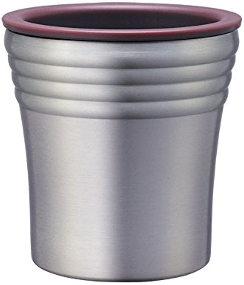 コンビニカップ Sサイズ[CBCC-S](シルバー)