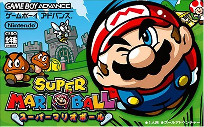 スーパーマリオボール[12995651][オリジナル版][任天堂]