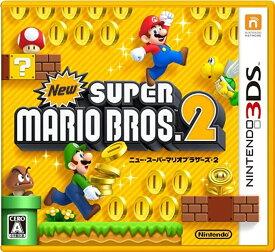 New スーパーマリオブラザーズ 2 - 3DS[CTR-P-ABEJ](Nintendo 3DS)
