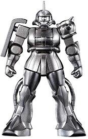 超合金の塊 機動戦士ガンダム GM-02:シャア専用ザクII 約60〜70mm ダイキャスト製 完成品フィギュア[BAN07965]