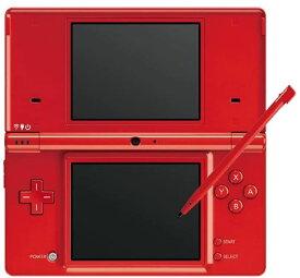レッドメーカー生産終了 ニンテンドーDsi(レッド, Nintendo DS)