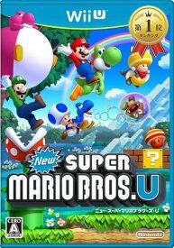 New スーパーマリオブラザーズ U - Wii(Nintendo Wii U)