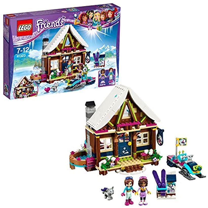 """LEGOフレンズ スキーリゾート""""スノーロッジ'[41323][レゴ (LEGO)]"""