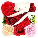 ソープフラワー 枯れない花 花束 創意ギフト 石?花 石?フラワー ラブ プレゼント バラ 大切な人へ 感謝 お礼 母の日 …