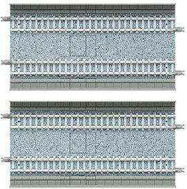TOMIX Nゲージ 複線レールDS140 F 2本セット 鉄道模型用品[1811]