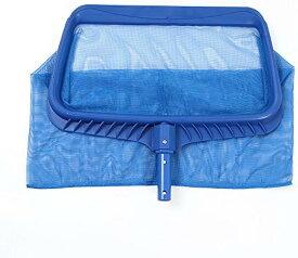 スプレンノ 大型 ネット 落ち葉 ゴミ 掃除 清掃 スクレーパー 機能 付き プール 露天風呂(網)