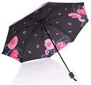 折りたたみ傘 花柄 日傘 晴雨兼用 照り返し 防止 遮光 遮熱 UPF50 UV 紫外線 99% カット 大型 96cm レディース 8本骨…