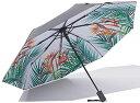 折りたたみ傘 花柄 日傘 晴雨兼用 遮光 遮熱 UPF50 UV 紫外線 99% カット 大型 96cm レディース 8本骨(ボタニカル)