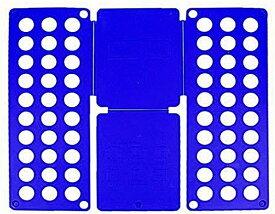 衣服折り畳み板 洋服 たたむ ボード 折りたたみ器 クイックプレス 収納力アップ 衣類 洗濯物片付け 折たたみボード 衣類簡単 整理整頓 ブルー, OD12(ブルー, 大人用)