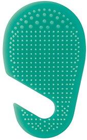 足の裏用 マッサージ ブラシ 10.2*2*17cm グリーン SLFT1(10.2*2*17cm, グリーン)