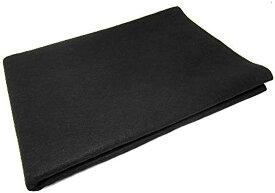 書道 下敷き 書初め 書道用具 厚さ2.5mm 80×120cm 2色(ブラック)