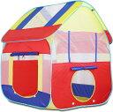 子供用テント 折りたたみ 屋内外 秘密基地 ボールプール キッズテント メッシュ