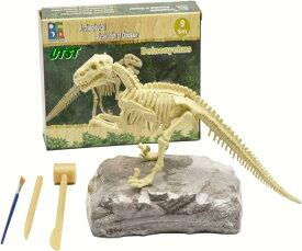 恐竜ラプトル ヴェロキラプトル 小型肉食きょうりゅう 化石発掘セット