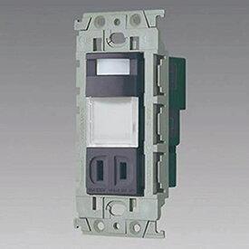 埋込熱線センサ付ナイトライト グレー WTL4065HK