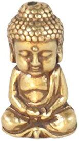 かわいい ミニ型 仏像 如来 お釈迦様 金属製 線香 立て