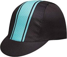 メンズ サイクルキャップ インナーキャップ 自転車 帽子 通気 折り畳み(グリーン)